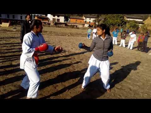 karate kite faet