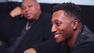 Tedashii sits down with friends and leaders in their respective ind...