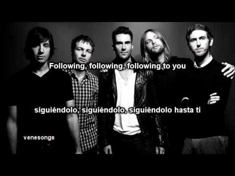 Maroon 5 - Maps (Letra Español-Inglés)
