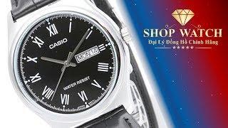 Đồng hồ Casio MTP-V006L-1BUDF chính hng tại SHOPWATCH