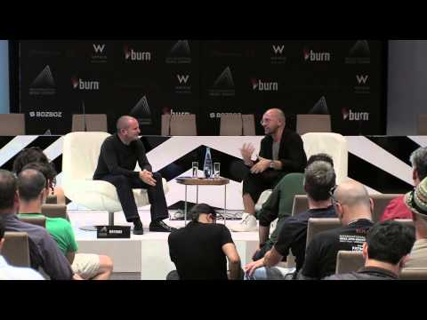 Sven Väth - IMS 2013 - Keynote Interview with Ben Turner