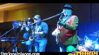 Stacy Mitchhart Band at Cape Mardi Gras Masquerade Party Video Bugged 1