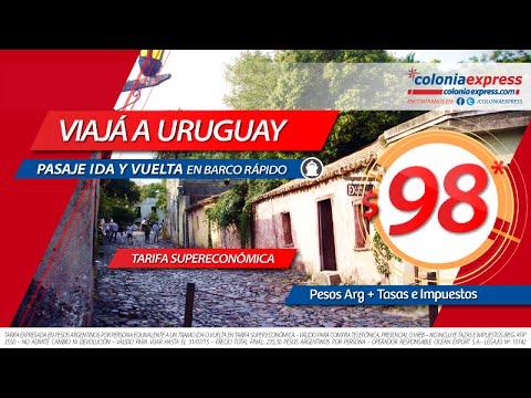 Promo Supereconómica a Uruguay
