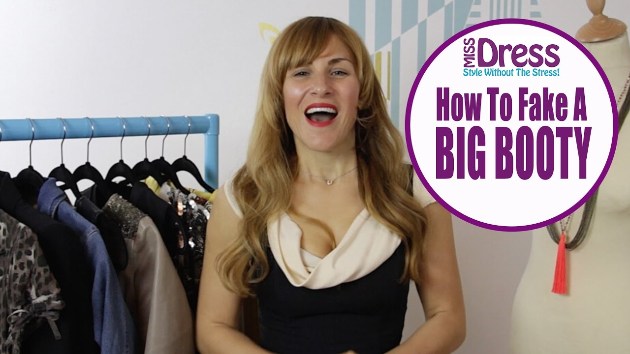 6clothing tips toemphasize your booty