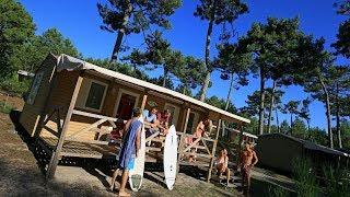 Camping Campéole Les Tourterelles - Camping à Saint-Girons Plage dans les Landes en Aquitaine