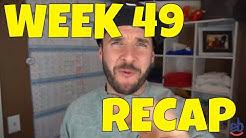 WEEK 49 RECAP (DAY 343) #everydaybetter - CELEBRATION SUNDAYS