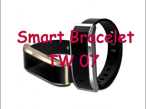 """Дешевый Smart Bracelet TW 07: настоящая """"жесть"""" от китайских братьев"""