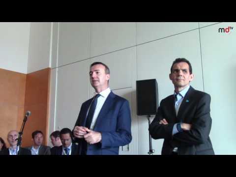 Salesforce Essentials Madrid 2016: Rueda de prensa