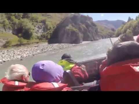 Shotover River Jet Boat Ride