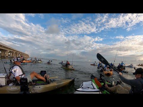 The BIGGEST Kayak Fishing Tournament