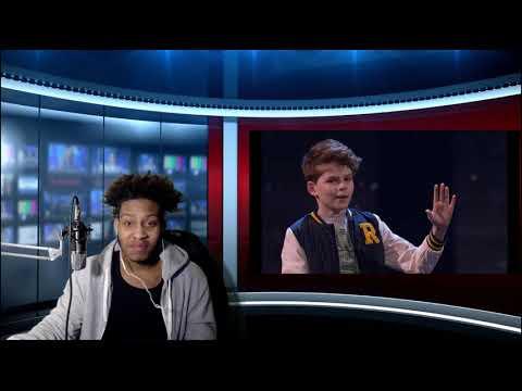 """Merrick Hanna: 11-Year-Old Dances Midair To """"iRobot"""" - America's Got Talent 2017 - Reaction"""