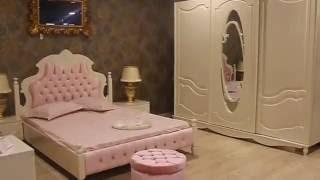 İsabella Avangarde Yatak Odası Takımı BERKE