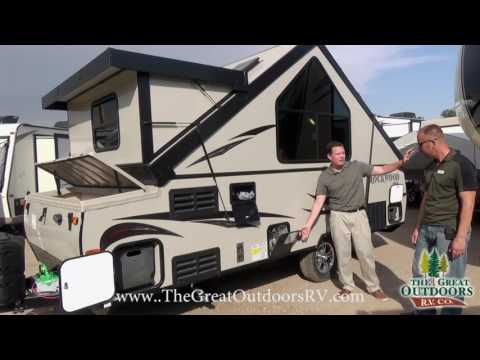 2017 FOREST RIVER ROCKWOOD A214HW (R993)