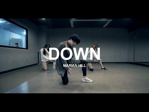 DOWN - MARIAN HILL / CHOREOGRAPHY - HAKBONG SONG
