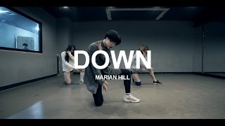 DOWN - MARIAN HILL / CHOREOGRAPHY - HAKBONG SONG