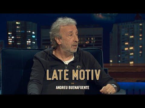 """LATE MOTIV - Eduardo Blanco. """"Sos un hijo de puta""""   #LateMotiv349"""