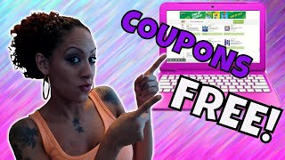How To Get FREE Printable Coupons Online (Tutorial)