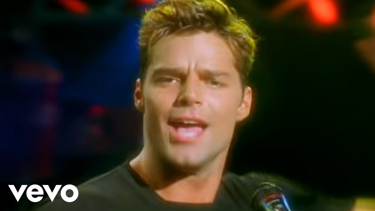 Ricky Martin The Cup Of Life Youtube