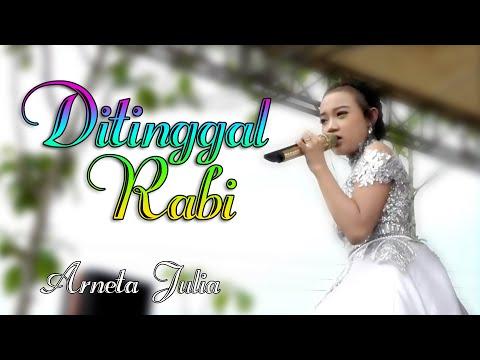 DITINGGAL RABI _ ARNETA JULIA _ ADELLA 2017 _ Prambon - Tuban