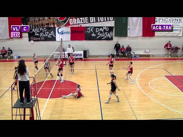 Acquasparta vs Trasimeno - 2° Set