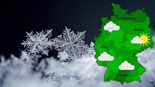 Neuer Schnee am Freitag (31.01.2019)