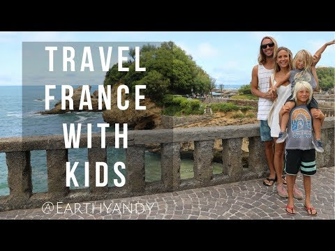 FRANCE Family Trip!  Tips,  Staying Healthy, Vegan Options, Traveling with Kids