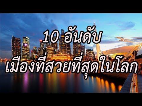 10 อันดับเมืองที่สวยที่สุดในโลก Nay Armando Top 10