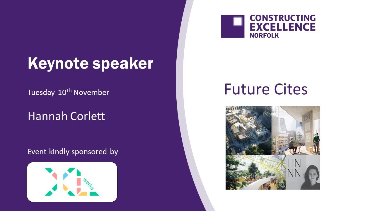 Norfolk Constructing Excellence Nov 2020 Future Cities