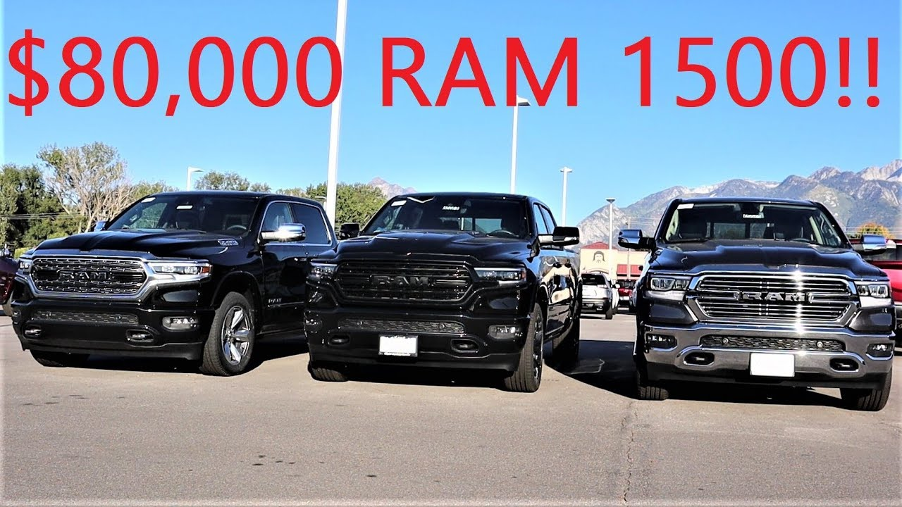 2020 Ram 1500 Eco Diesel Pricing And Configurations Youtube