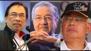 Najib gurau bubar Parlimen, RCI cadang Mahathir-Anwar disiasat - Sekilas Fakta, 30 Nov 2017