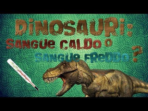 Zoosparkle - Dinosauri: Sangue Caldo o Sangue Freddo?