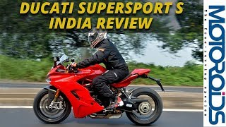 Ducati SuperSport S India Review