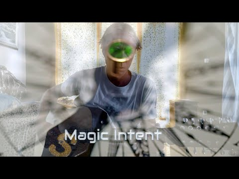 Magic Intent Acoustic Music Video 12 String Original by Ylia Callan Guitar