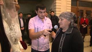 Свадьба Шинаховых Алима и Амины