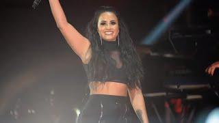 Demi Lovato Battles Her Biggest Enemy In Twitter Post