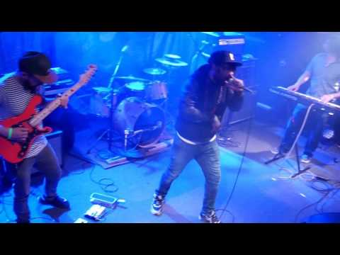 SOUL CANNON: Live @ The Ottobar, Baltimore, 4/7/2017