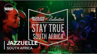 Jazzuelle Boiler Room x Ballantine's Stay True South Africa DJ Set
