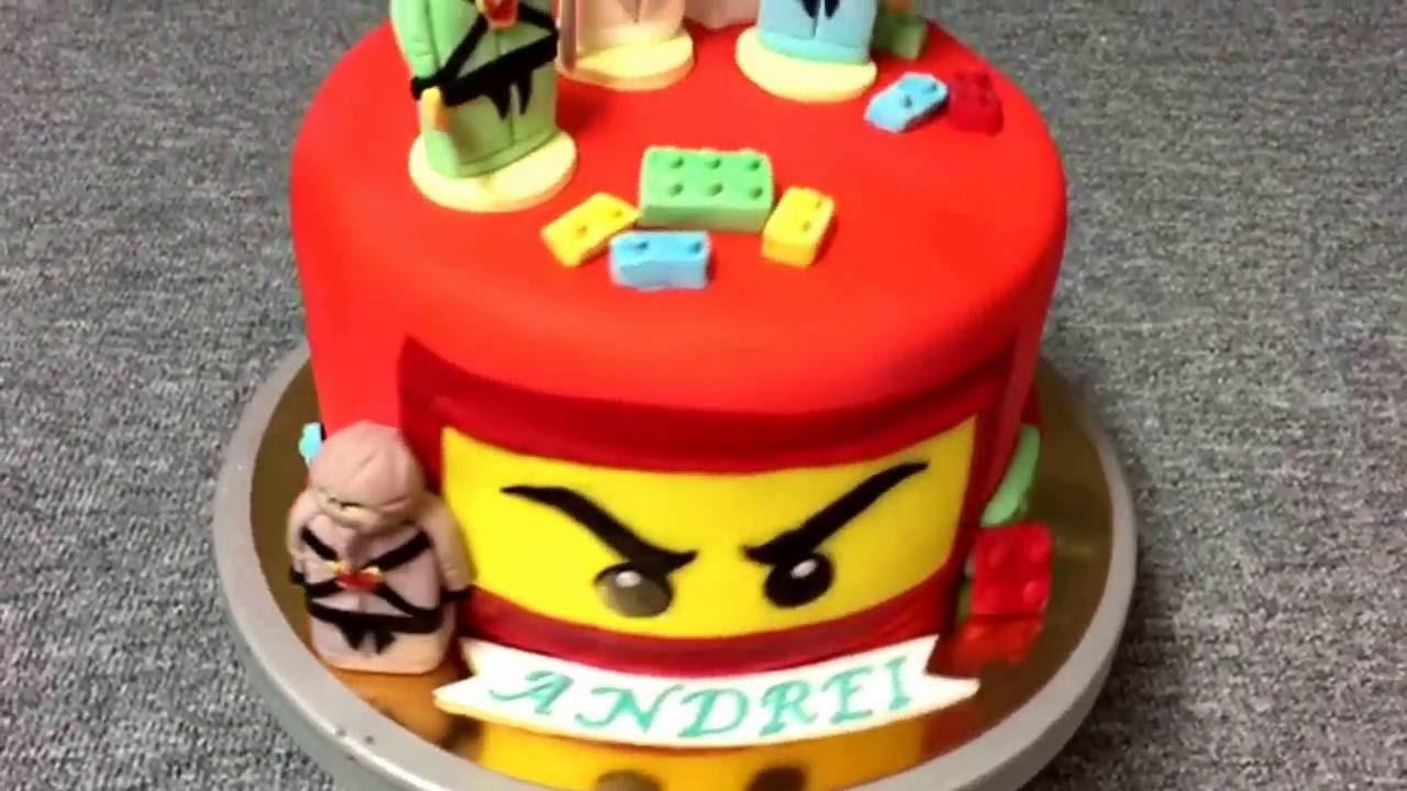 Lego Kuchen Kuchen Deko Ninjago Kuchen Deko Lego Kuchen Dekorieren