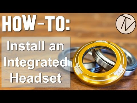 How-To: Install an Integrated Headset │ The Vault Pro Scooters