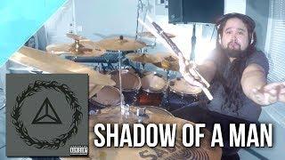 "Mudvayne - ""Shadow of a Man"" drum cover by Allan Heppner"