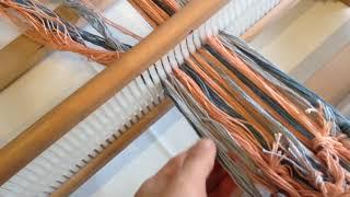 ゆさあきこの手織り教室・ベルト織り