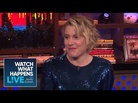 Greta Gerwig On The 'Lady Bird' Oscar Buzz | WWHL