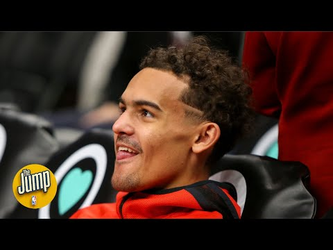 Trae Young 'was Designed In A Laboratory' For An NBA All-Star Game - Kevin Arnovitz   The Jump