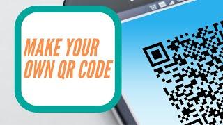 Wie Sie Ihren Eigenen QR-Code!