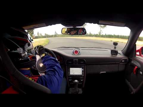 Porsche GT3RS@Ridge Motorsports Park II (July 22nd)