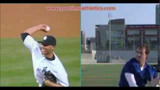 Learn How To Throw Mariano Rivera Cutter Watch Drew Brees Throw a Football NFL MLB QB