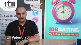 JOB DATING 2017 - ITII ALSACE