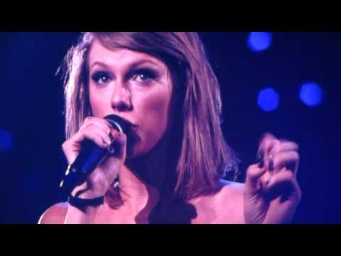 Taylor Swift - Clean Speech. 1989 Tour Manchester.