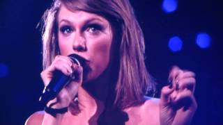 Taylor Swift Clean Speech. 1989 Tour Manchester..mp3