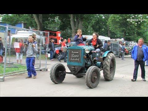 Bulldog Dampf und Diesel 2017 3-4 die Traktoren - Tractor Rally